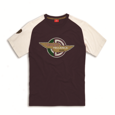 T-shirt Ducati Meccanica Wings