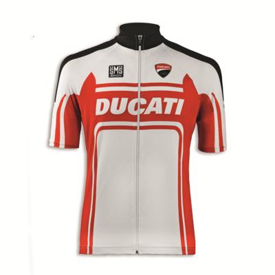 Maillot vélo manches courtes Ducati Corse BK-1
