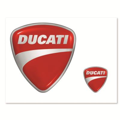 Autocollants Ducati Company