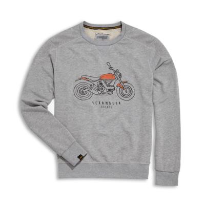 Sweat Ducati Scrambler Sixty2