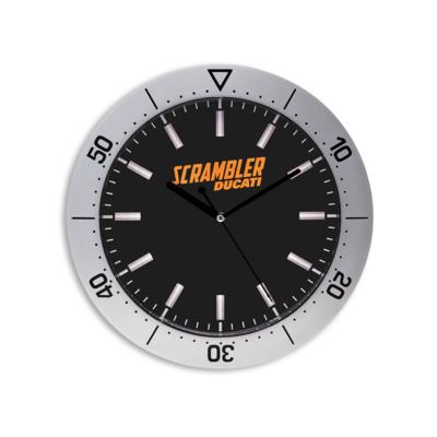 Horloge murale Ducati Scrambler Compass