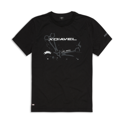 T-shirt Ducati Iron Dream