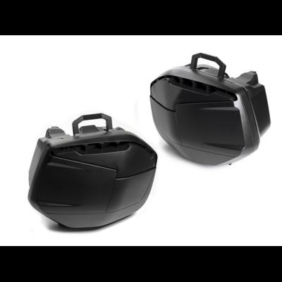 Set de valises rigides latérales Multistrada