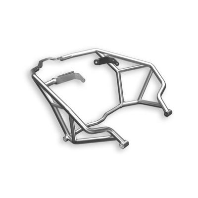 Protection latérale du moteur Enduro