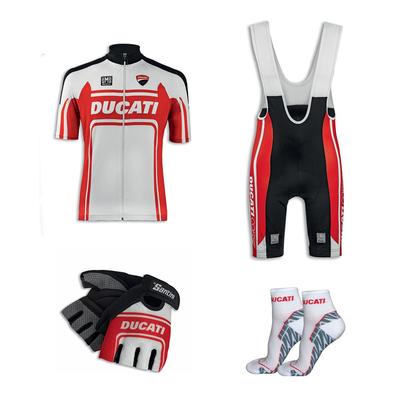 Set (4 pièces) Ducati Corse BK-1