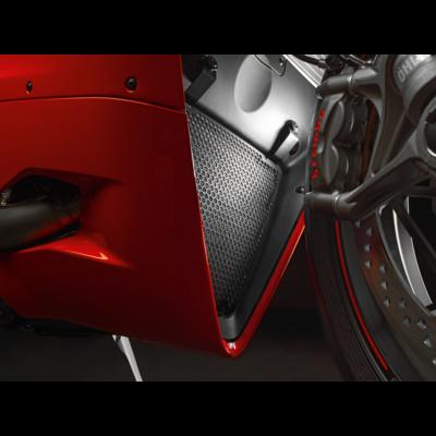 grille de protection en alu pour radiateur superbike 97380101b. Black Bedroom Furniture Sets. Home Design Ideas