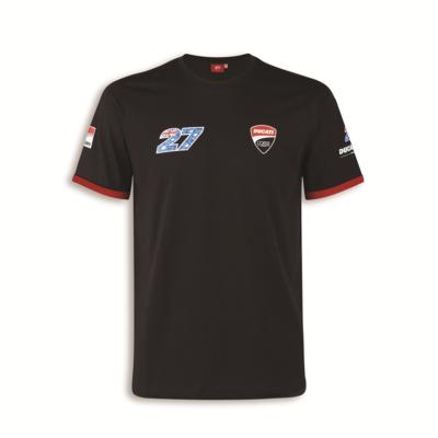 T-shirt Ducati GP Replica Stoner D27