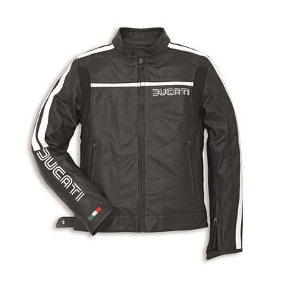 Blouson en cuir Ducati 80s 14
