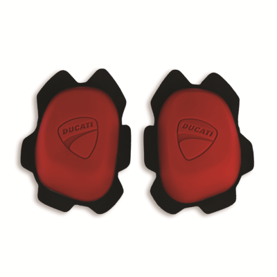 Sliders Ducati V2 Rouge
