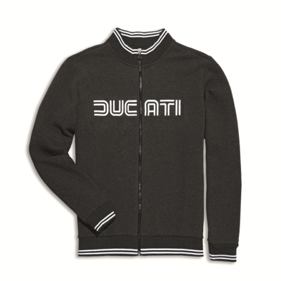 Sweat zippé Ducati Ducatiana Giugiaro