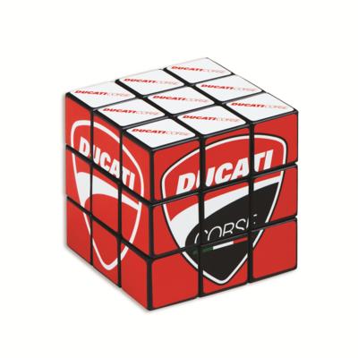 Rubik's Cube Ducati Anniversary