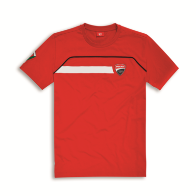 T-shirt Ducati Corse Speed  Rouge