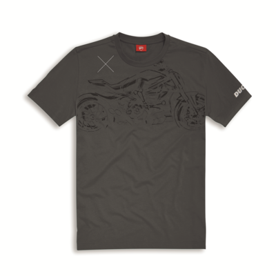 T-shirt Ducati Graphic Art XDiavel