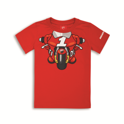T-shirt Ducati Little Rider Enfant