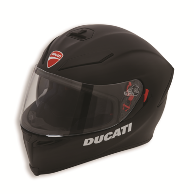 Casque intégral Ducati Dark Rider V2