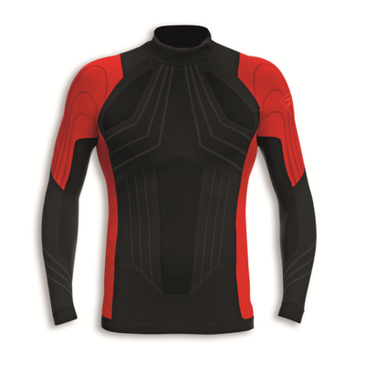 T-shirt Ducati Warm Up thermique manches longues