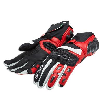 Gants Ducati Performance C2 Rouge/Noir