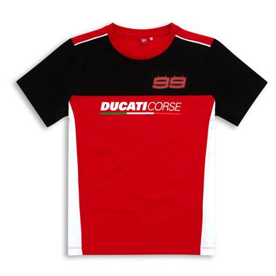 T-shirt Ducati Corse D99 Lorenzo '17