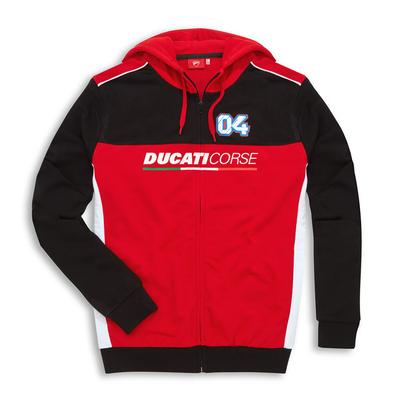 Sweat à capuche Ducati D04 Dovizioso