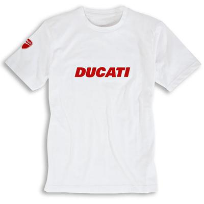 T-shirt Ducatiana blanc