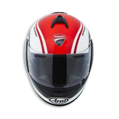 Casque Intégral Ducati Corse SBK 3 Racing Rouge
