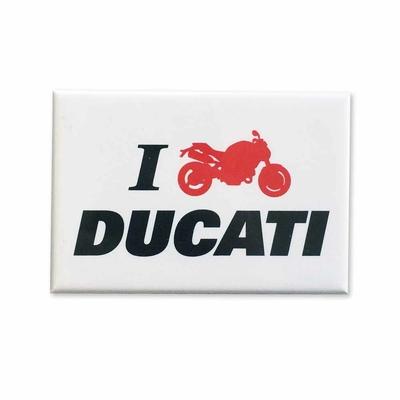 Magnet I Ride Ducati
