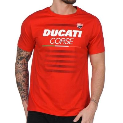 T-shirt Ducati Corse Rouge