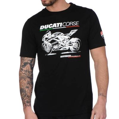 T-shirt Ducati Anniversaire Panigale