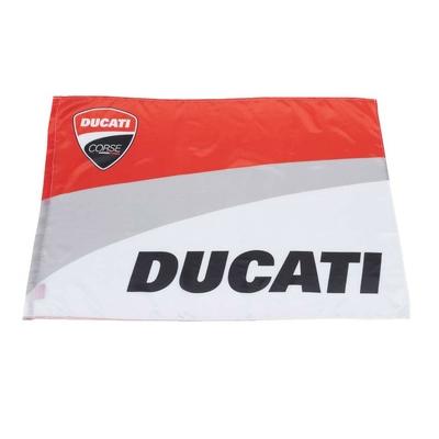 Drapeau Ducati Corse 2