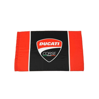 Drapeau Ducati Corse