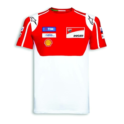 T-shirt Ducati Corse Replica Moto GP 17