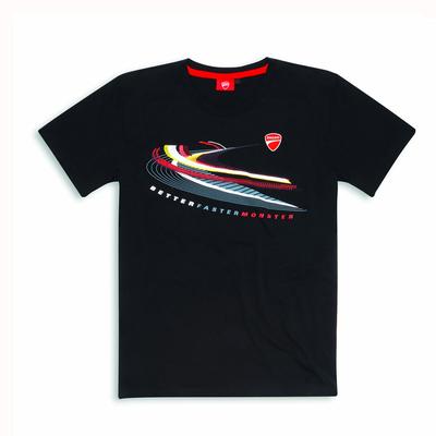 T-shirt Ducati Monster Time