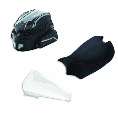 Kit accessoires touring Panigale V4