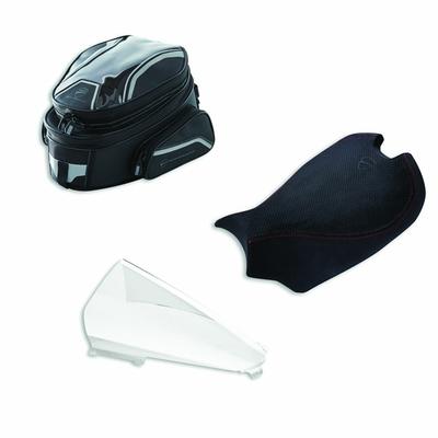 Kit accessoires touring Panigale V4