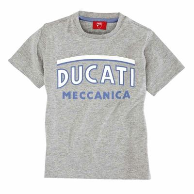 T-shirt Ducati Meccanica Enfant 6/8Ans