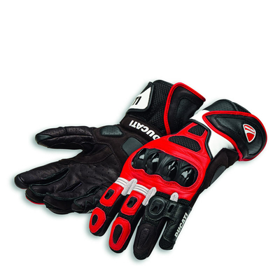 Gants Ducati Speed Air C1 Rouge/Blanc/Noir