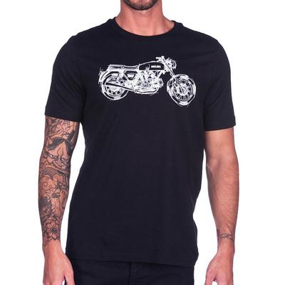 T-shirt Ducati 750 GT