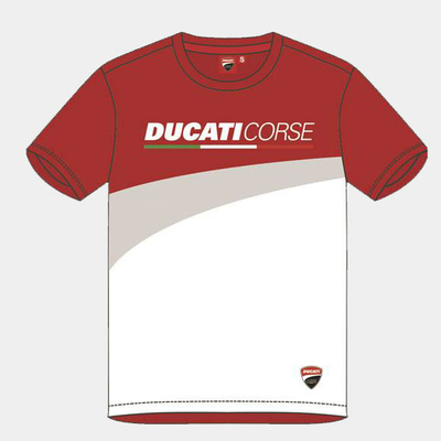 T-shirt Ducati Corse Inserted