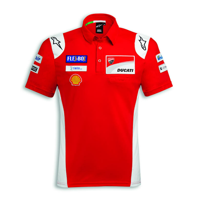 Polo Ducati GP Team Replica 18
