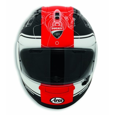 Casque intégral Ducati Corse