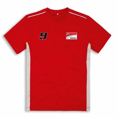 T-shirt Ducati Corse SS19 Petrucci