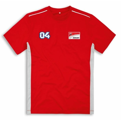 T-shirt Ducati Corse D04 Dovizioso SS19