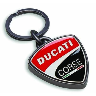 Porte-clés Ducati Corse DELUX