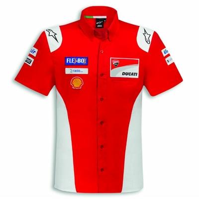 Chemise manches courtes GP Team Replica 18