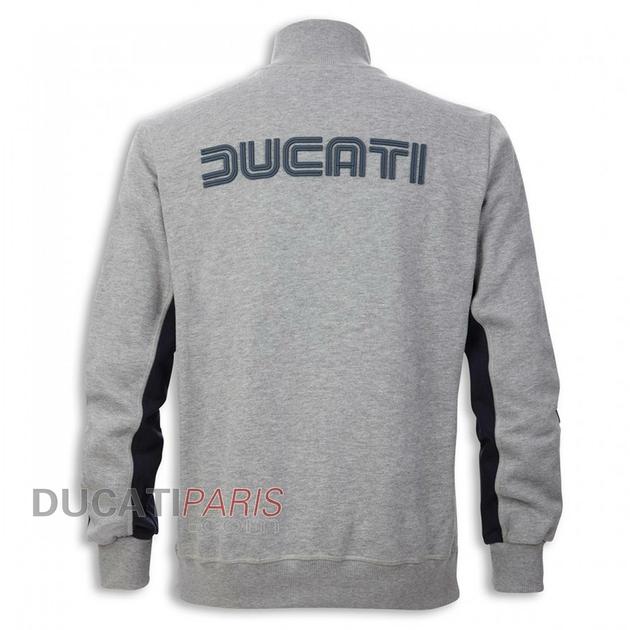 sweat-demi-zip-ducati-80s-gris-98768541-Df