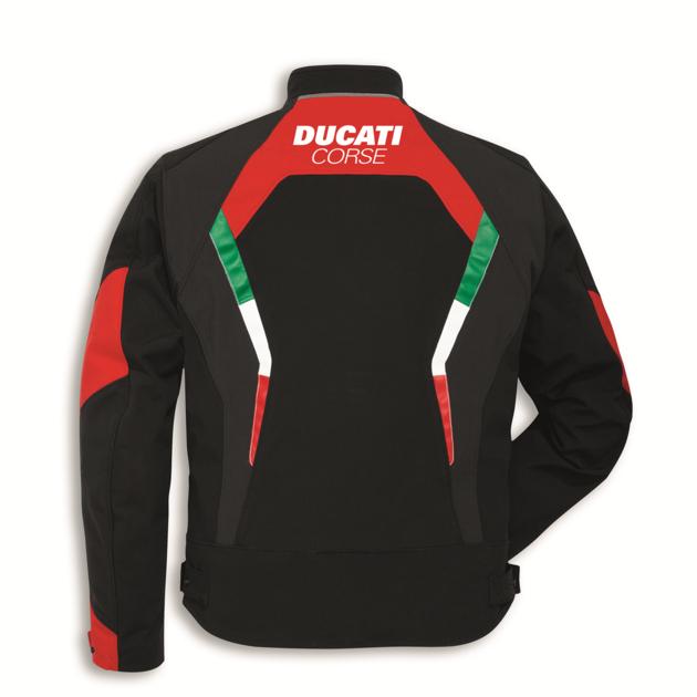 Blouson Veste Et Ducati C3 Corse Tex 8T7Raxw8