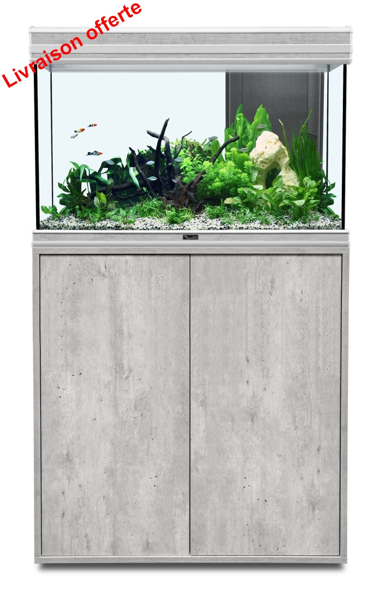 aqua fusion 176l meuble 19 mm 80x40 8 choix de coloris meubles et aquariums eau douce. Black Bedroom Furniture Sets. Home Design Ideas