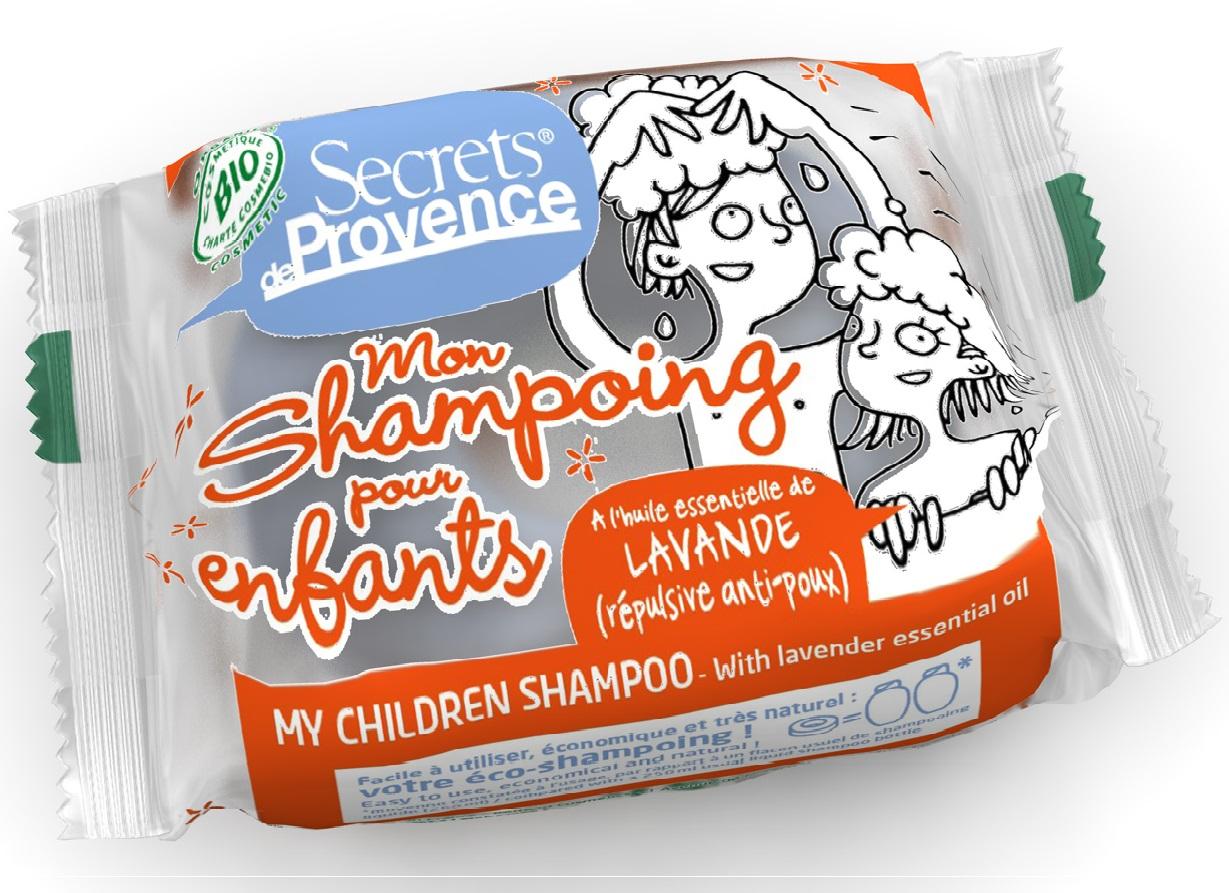 Doux Good - Secrets de Provence - Shampoing solide pour enfant