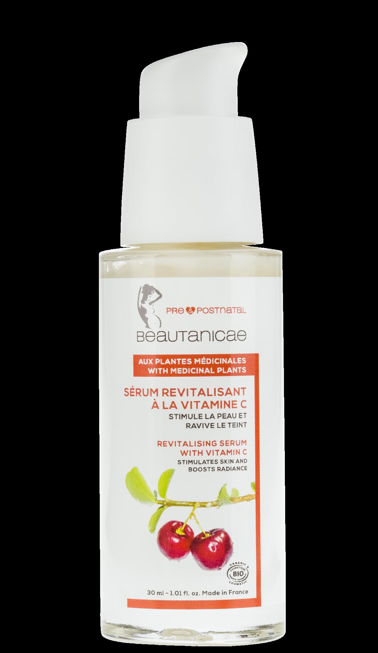 Revitalisant Vitamine Sérum C À La Beautanicae EHIWDe29Y