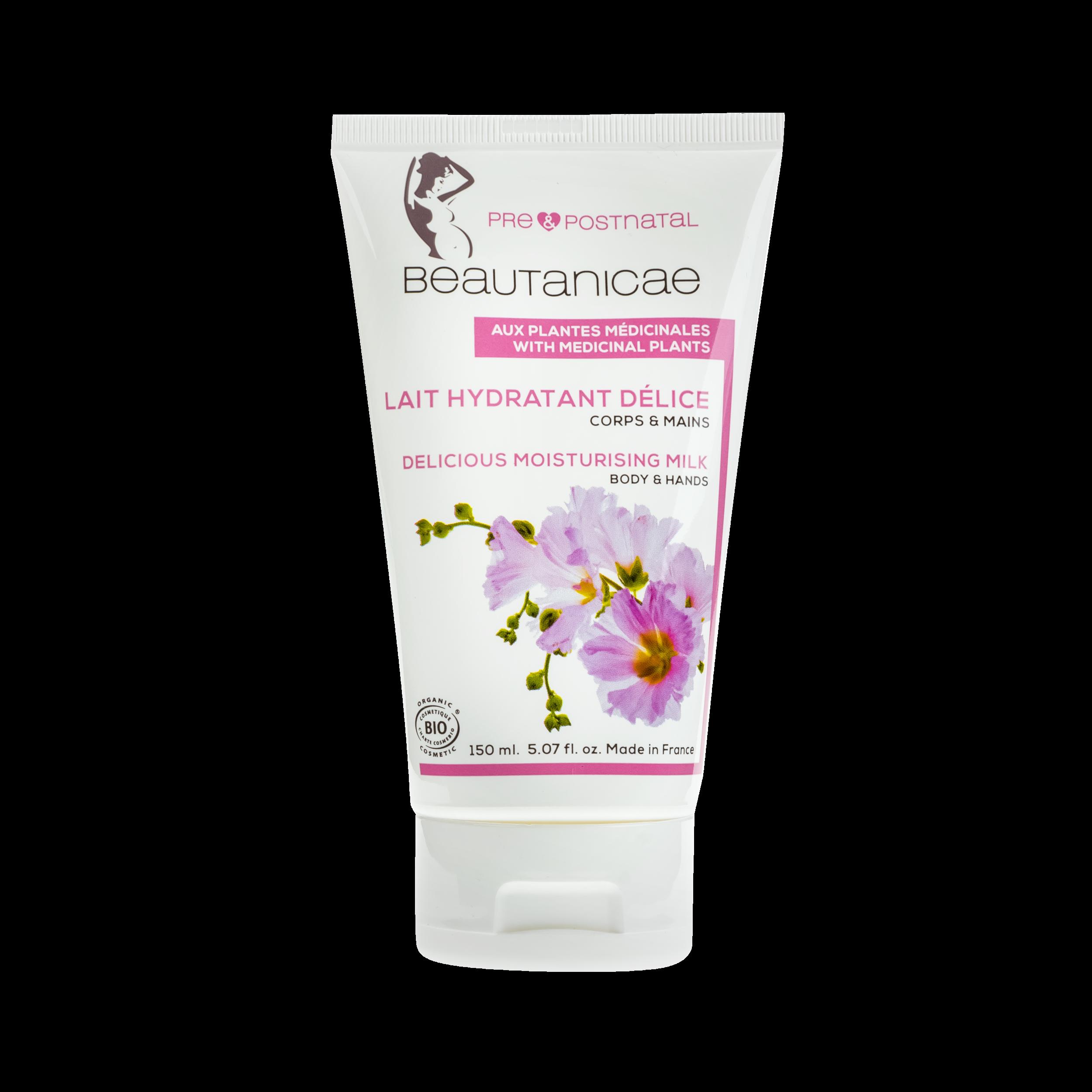 Doux Good - Beautanicae - Lait hydratant corps pour femme enceinte